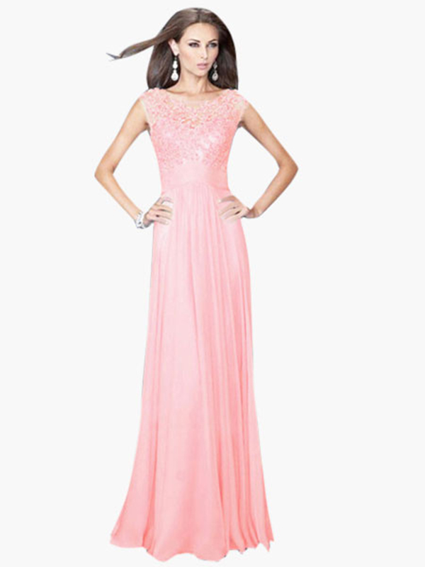 Maxi Prom Dress 2018 Blue Lique Sleeveless Long Party Women 48170dbf4