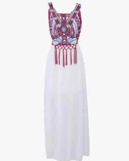 Multicolor Maxi Dresses