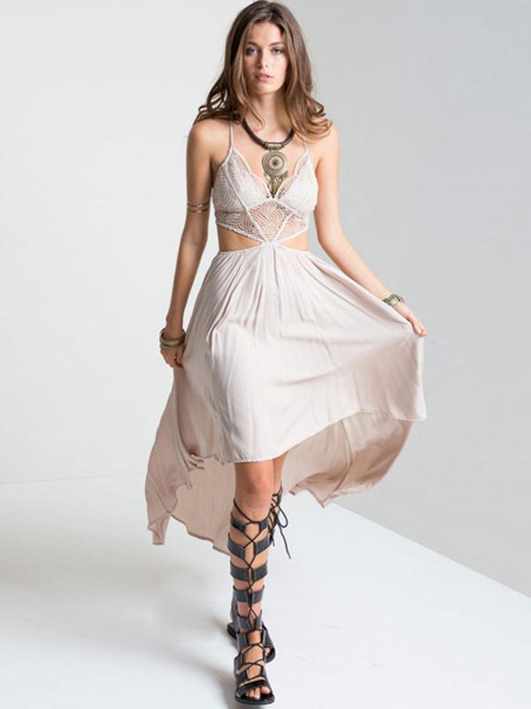 23efa9ee7e5 ... Slip Cutout Pleated High Low Boho Dresses. Sale! Previous Product ·  Next Product. 🔍.  60.00  45.90