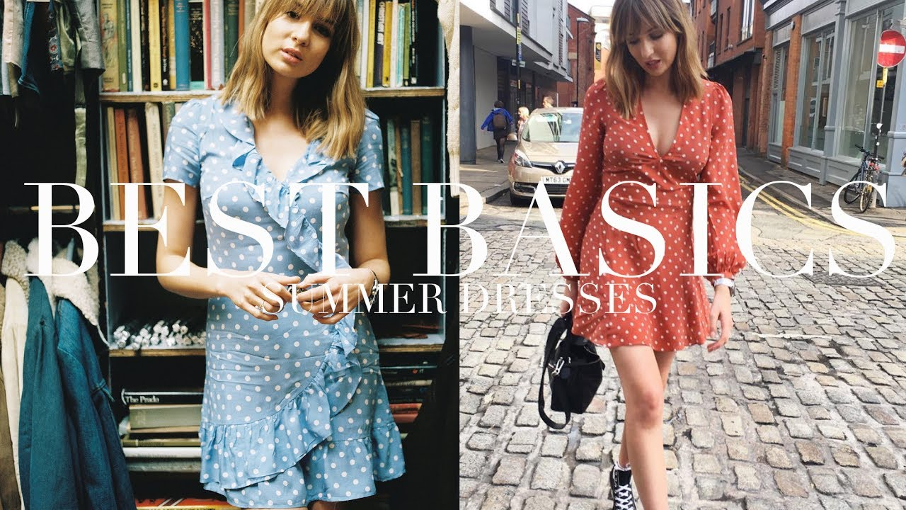 CURRENTLY LOVING: SUMMER DRESSES