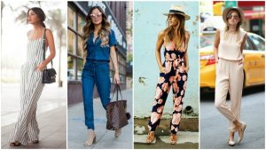 The Summer Trend : JumpSuit Fashion