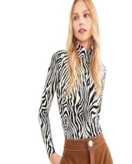 Zebra Print Pullovers