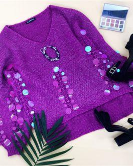 Asymmetrical Oversized Jumper Autumn Casual Women Pullovers Sweater