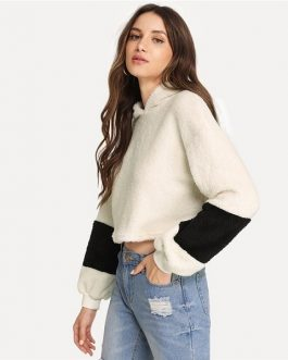 Autumn Campus Casual Women Pullovers Sweatshirts
