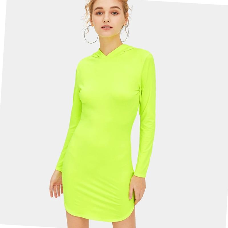 Spring Casual Bodycon Dress Women Party Dress 2