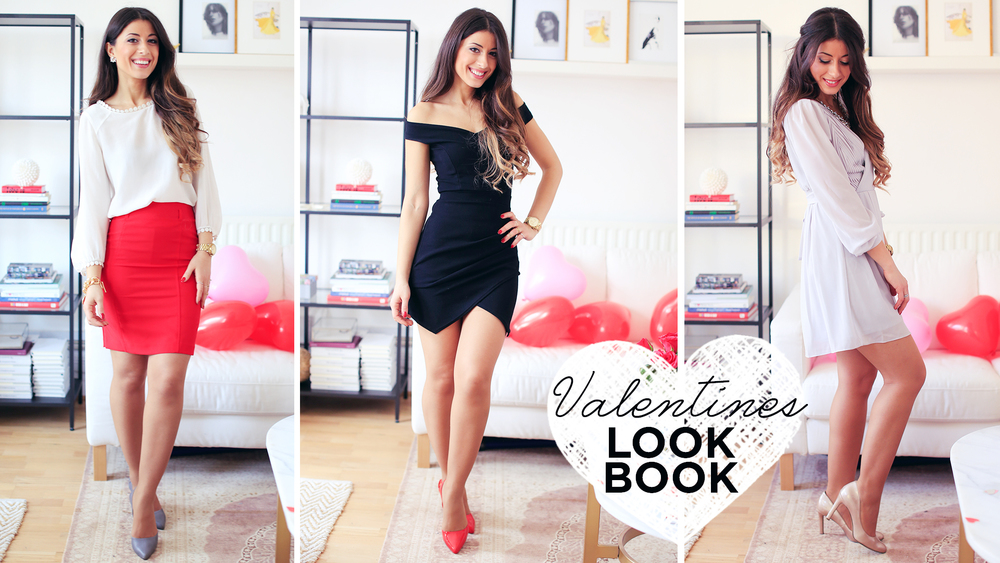 Sizzling Outfits Perfect for Valentine's Day