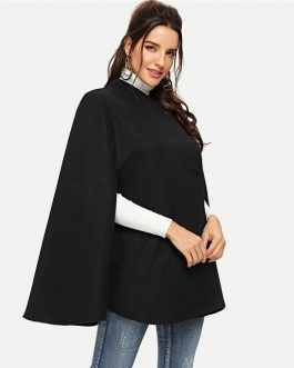 Winter Elegant Workwear Women Coat And Outerwear