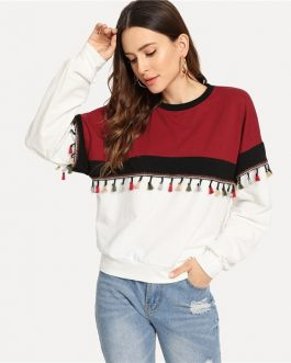 Autumn Casual Women Sweatshirts