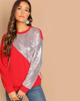 Autumn Elegant Higstreet Women Sweatshirts