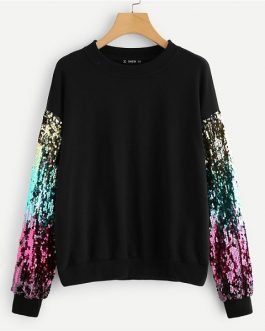 Autumn Streetwear Casual Women Sweatshirts