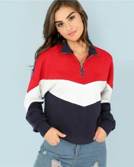 Autumn Women Casual Pullovers