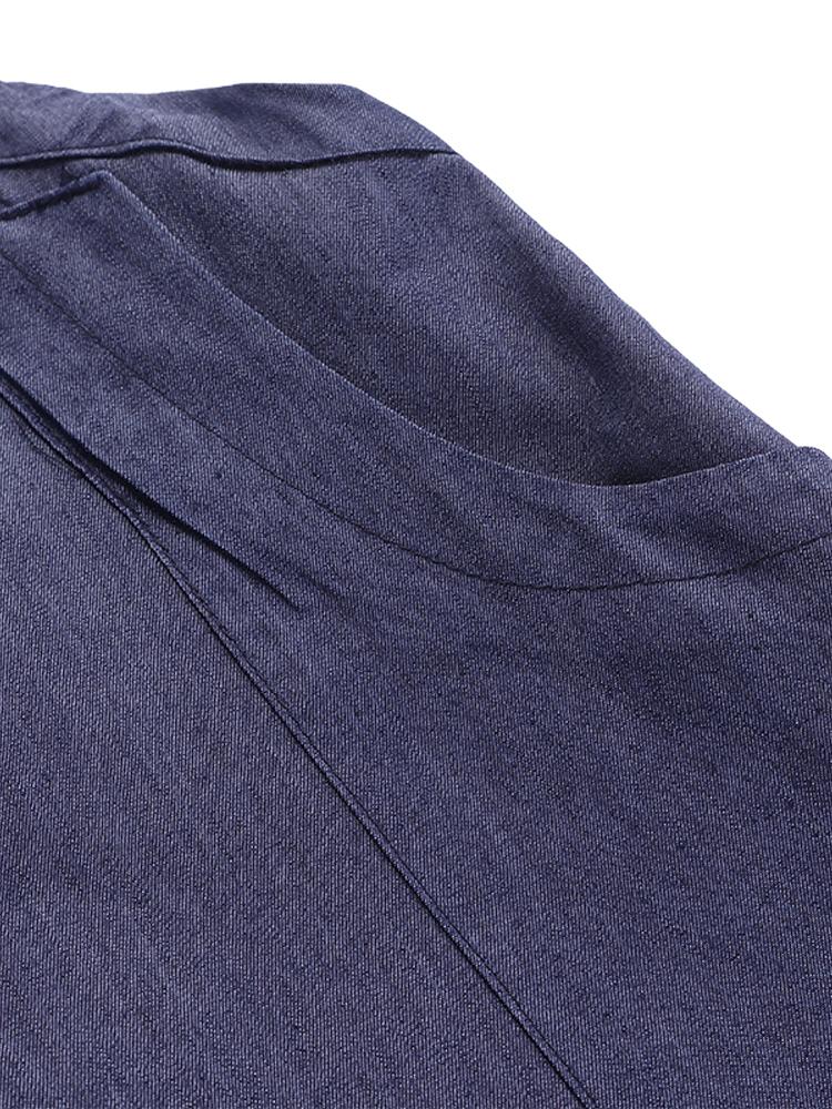 Cross Cotton Vintage Apron Dress7