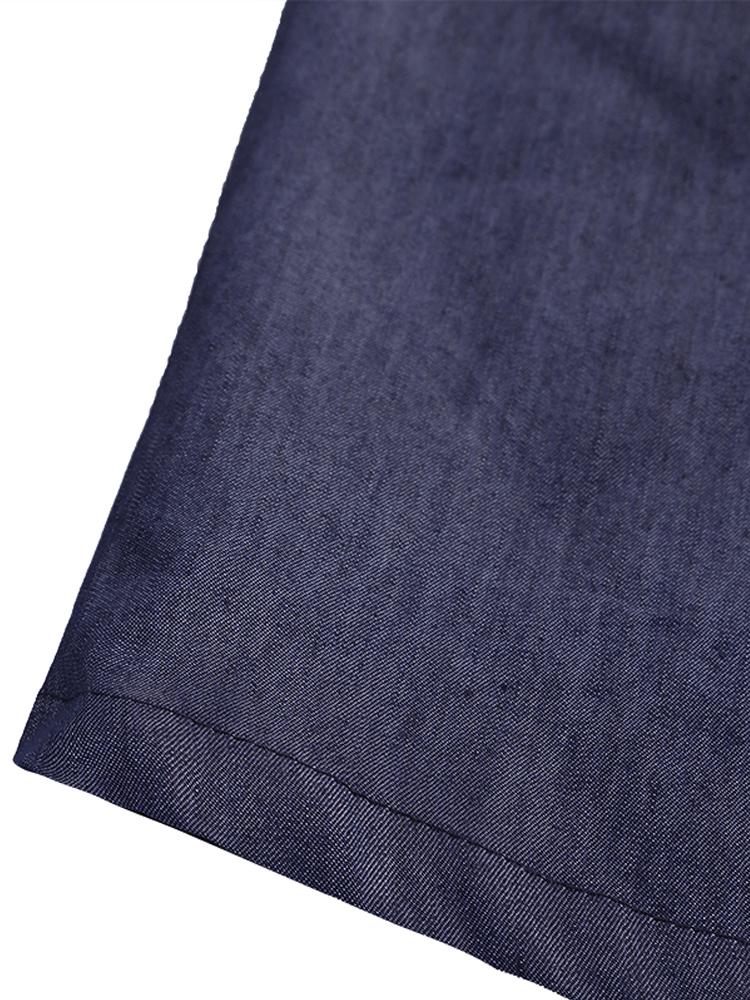 Cross Cotton Vintage Apron Dress8