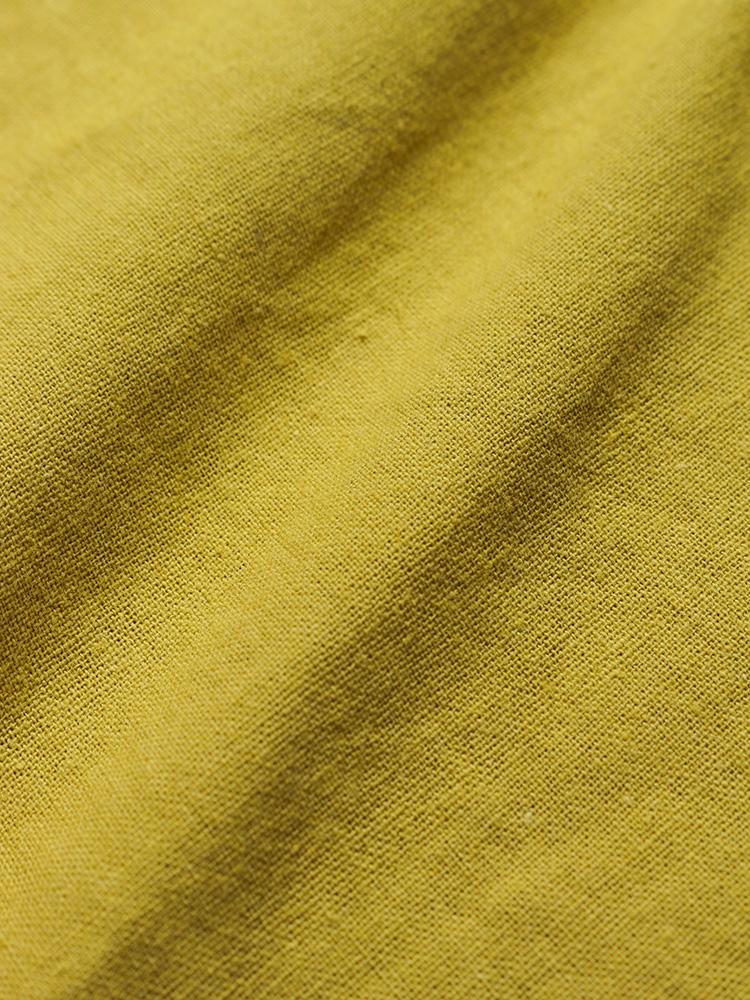 Pure Color Cotton Vintage Blouse9