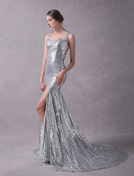 0f0d8262 ... Sequined Beaded Glitter Sexy High Split Cross Back Less Evening Dresse  With Train. Sale! Previous Product · Next Product. 🔍. $350.00 $235.86