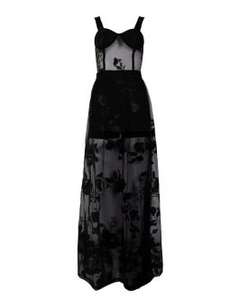 Celebrity Evening Party Maxi Runway Club Dress