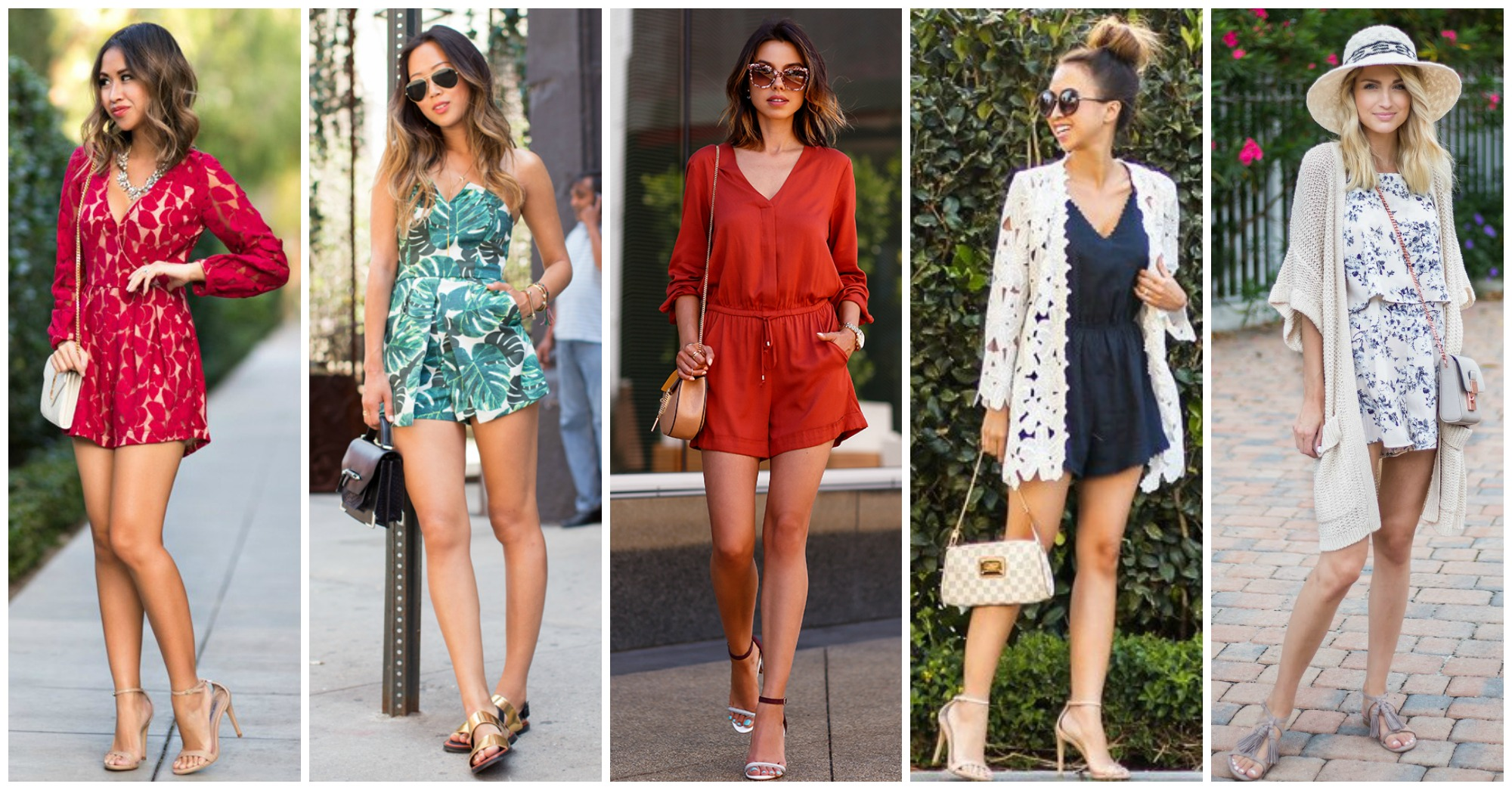 The Best Rompers For This Summer 2019