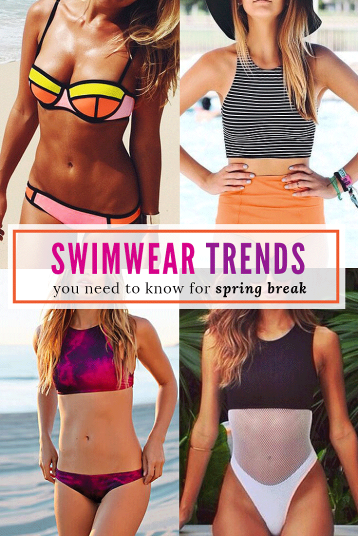 Gorgeous Swimwear and beachwear you should try this year