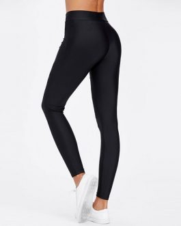 Casual Soild Fitness Leggings Pants
