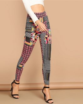 Leisure Modern Lady Women Leggings