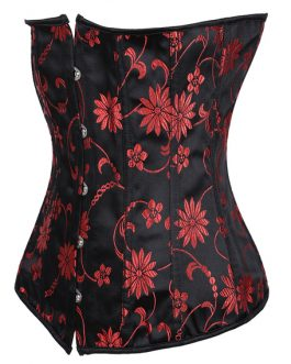 Sexy Embroidery Corsets