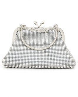 Luxrous Glitter Rhinestone Evening Bag For Woman