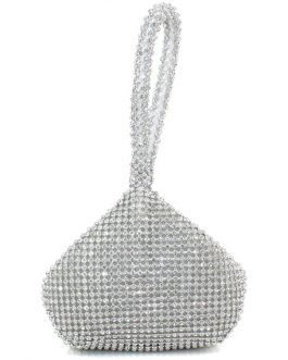 Rhinestone Glitter Wedding Bridal Handbag