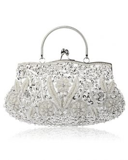 Sequin Wedding Vintage Beading Bridal Clutches