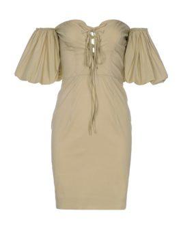 Women Elegant Lace Up Off Shoulder Vestidos Verano Club Dress