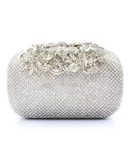 Wedding Clutch Bridal Rhinestones Beading Evening Bags
