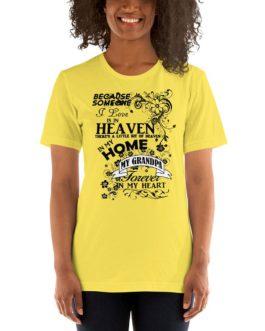 Miss Grandpa Short Sleeve T-shirt