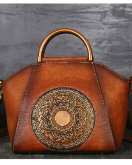 Retro Elegant Shoulder Messenger Handbags