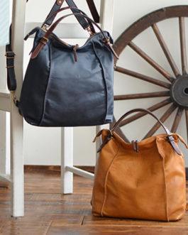 Tote Faux Leather Handbags Vintage Multifunction Backpack Shoulder Bags