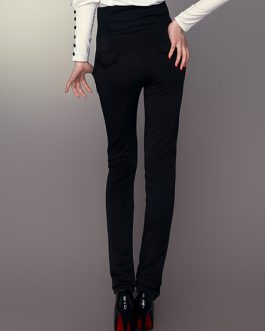 Women High Waist Slim Fit Skinny Leggings