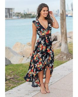 Elegant Long Party Dresses Vestidos