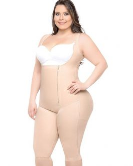 Full Body Shaper Straps Lace Extreme Curves Shaping Shapewear