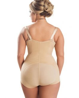 Full Body Shaper Straps Sleeveless Underbust Shapewear