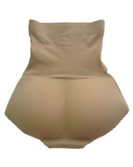 High Waisted Shapewear Tummy Control Padded Panties