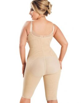 Plus Size Shapewear Straps Push Up Control Butt Body Shaper
