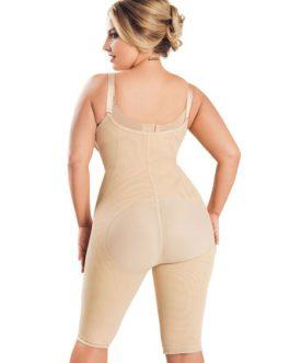 Plus Size Shapewear Straps Push Up Control Butt Body Shaper