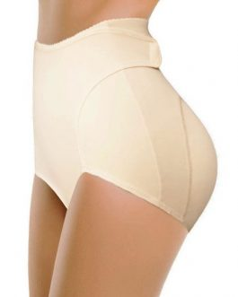 Shapewear Padded Panties Butt Lifting Control Brief
