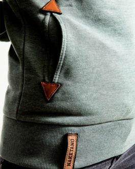 Fleece Casual Long Sleeve Street Wear Hoodies