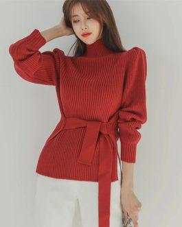Casual Fashionable Minimalist Elegant Sweaters