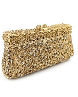 Crystal Party Handbag Clutch
