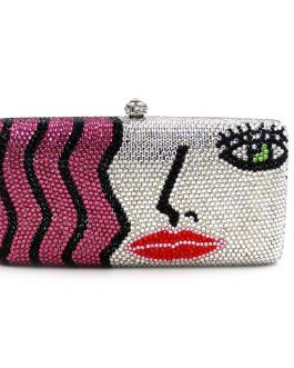 Famous New Arrival Ladies Crystal Clutch