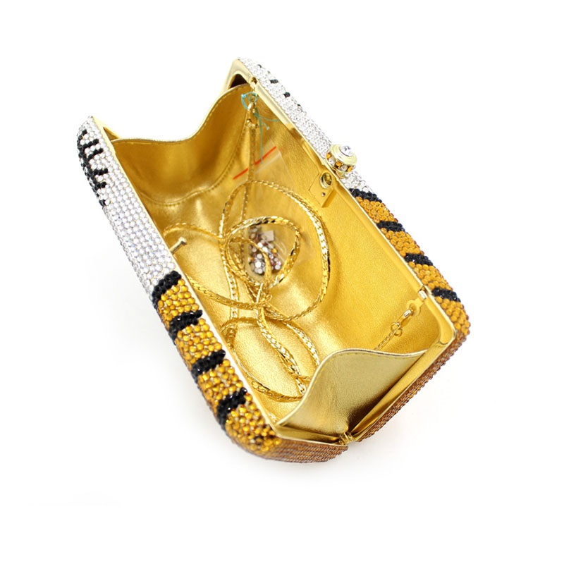 Famous New Arrival Ladies Crystal Clutch 9