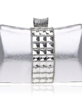 Luxurious Acrylic Evening Handbags Clutch