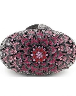 Luxury Hollow Out Wedding Clutches