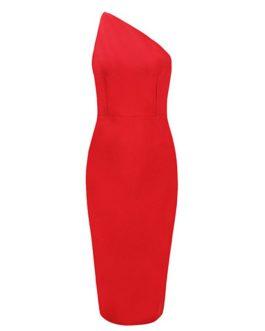 Sexy knee-length Bandage Dress