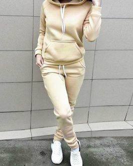 Traditional Style Vintage Jogging Suit